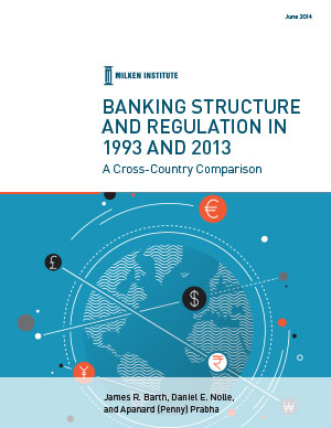 Banking Structure and Regulation in 1993 and 2013<br />