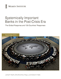 Systemically Important Banks in the Post-Crisis Era<br />
